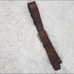 Fossil Belt Size 30/32 Brown Leather